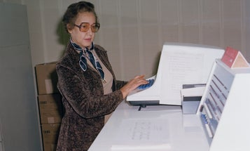 Katherine Johnson, whose calculations enabled the first moonwalk, dies at 101