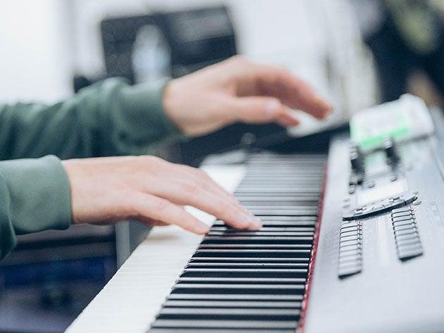 Become a piano prodigy