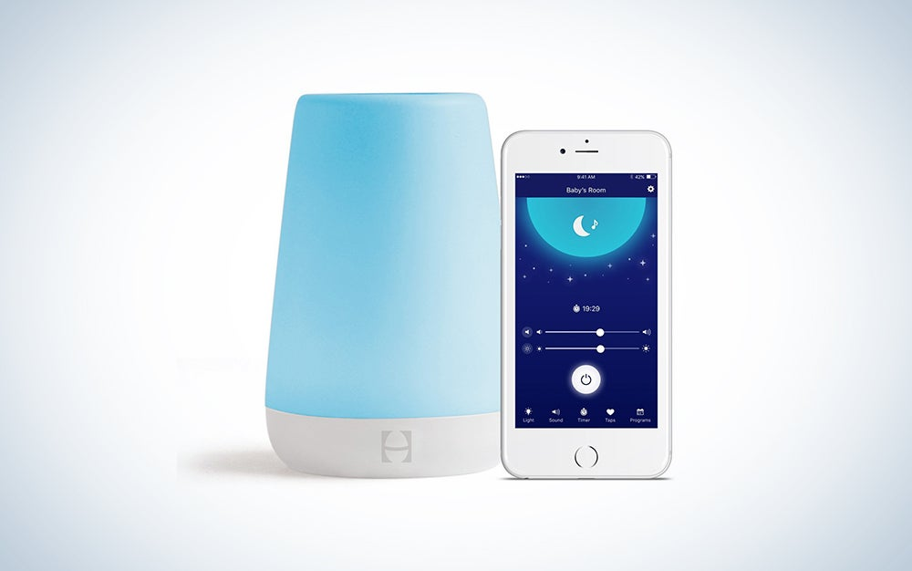 Hatch Baby Rest Sound Machine and Night Light