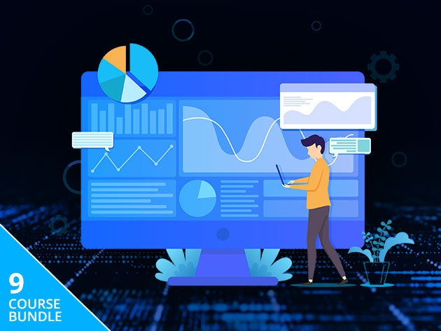 The Complete Big Data Master Class Bundle