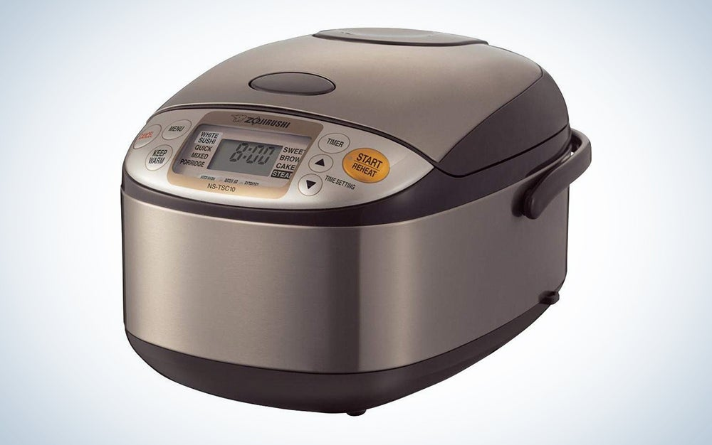 Zojirushi NS-TSC10 Micom Rice Cooker and Warmer