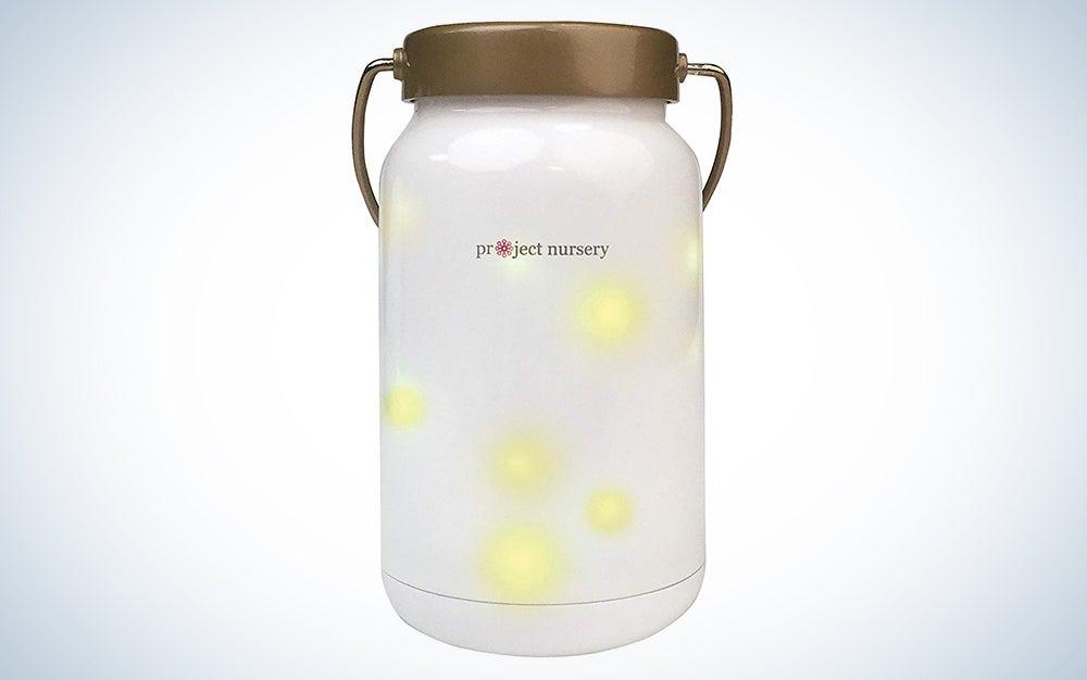 Project Nursery Dreamweaver Smart Night Light & Sleep Soother