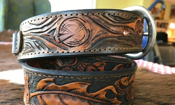 Leatherworking tips from a modern-day cowgirl