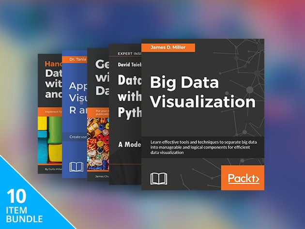 The Complete Data Scientist eBook Bundle