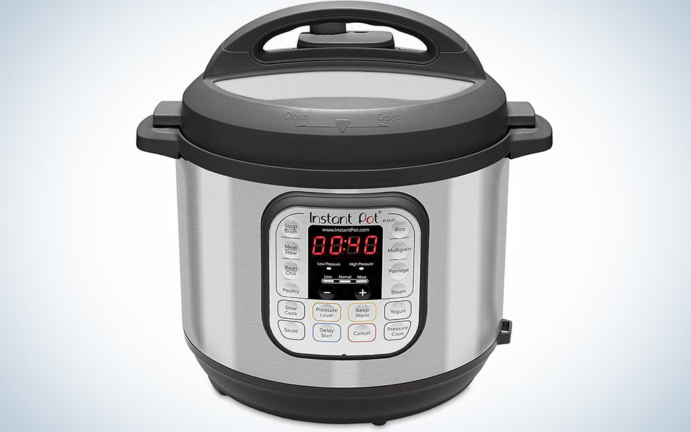Instant Pot IP-DUO60 Electric Pressure Cooker