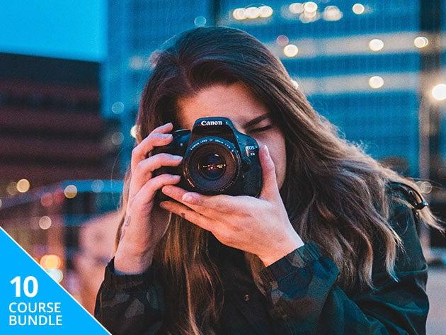 Shoot photos like a pro
