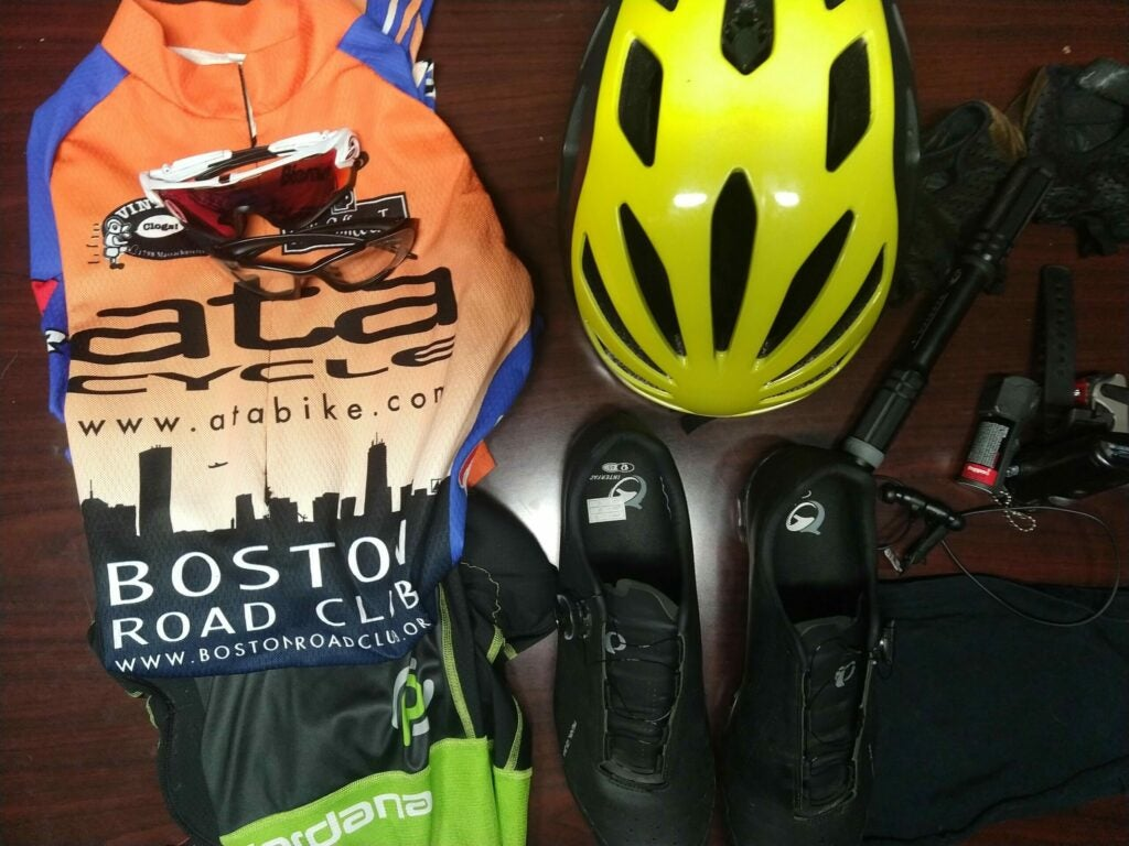 Lay out all your gear ahead of your commute.