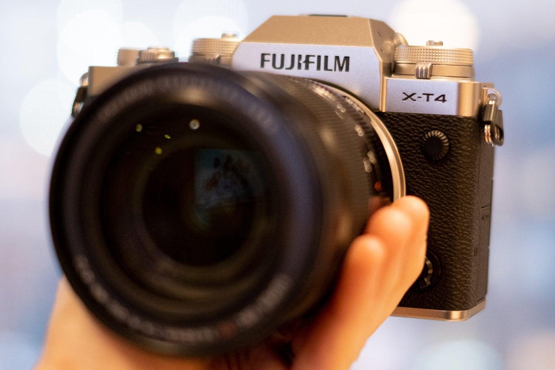 Fujifilm X-T4 sample