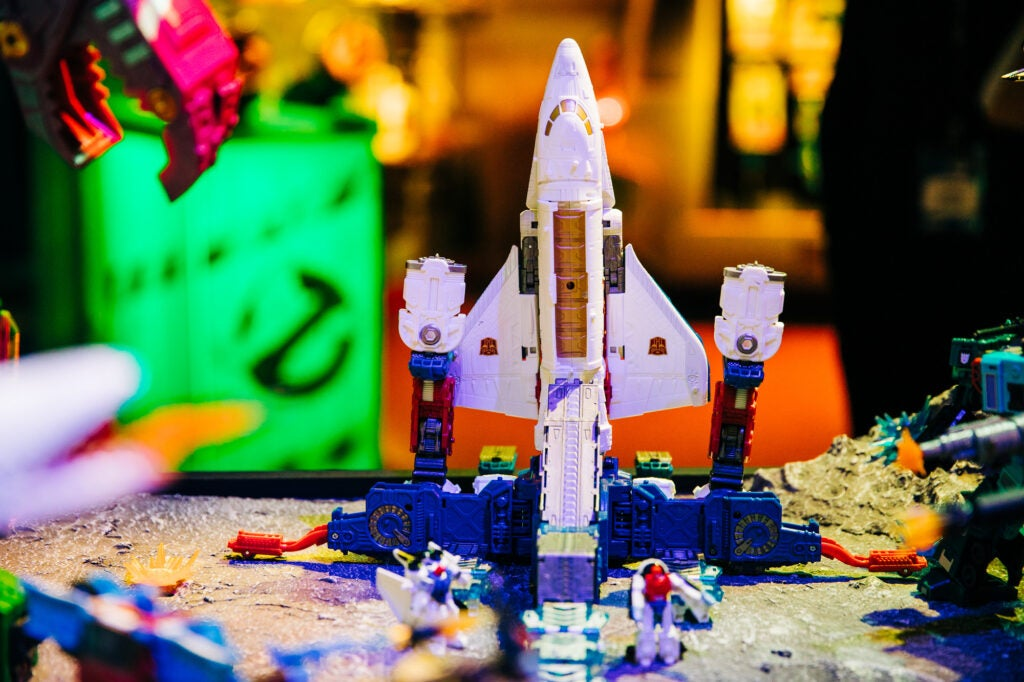 Transformers at Toy Fair 2020