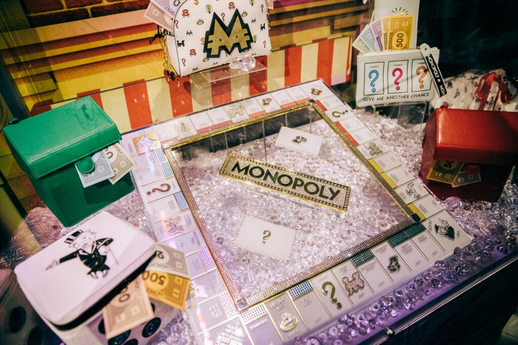Monopoly at Toy Fair 2020