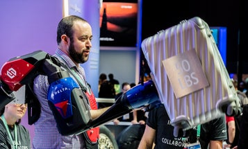 Robotic exoskeletons are storming out of sci-fi and onto your squishy human body
