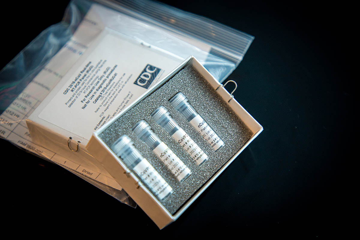 CDC's laboratory test kit for severe acute respiratory syndrome coronavirus 2 (SARS-CoV-2)