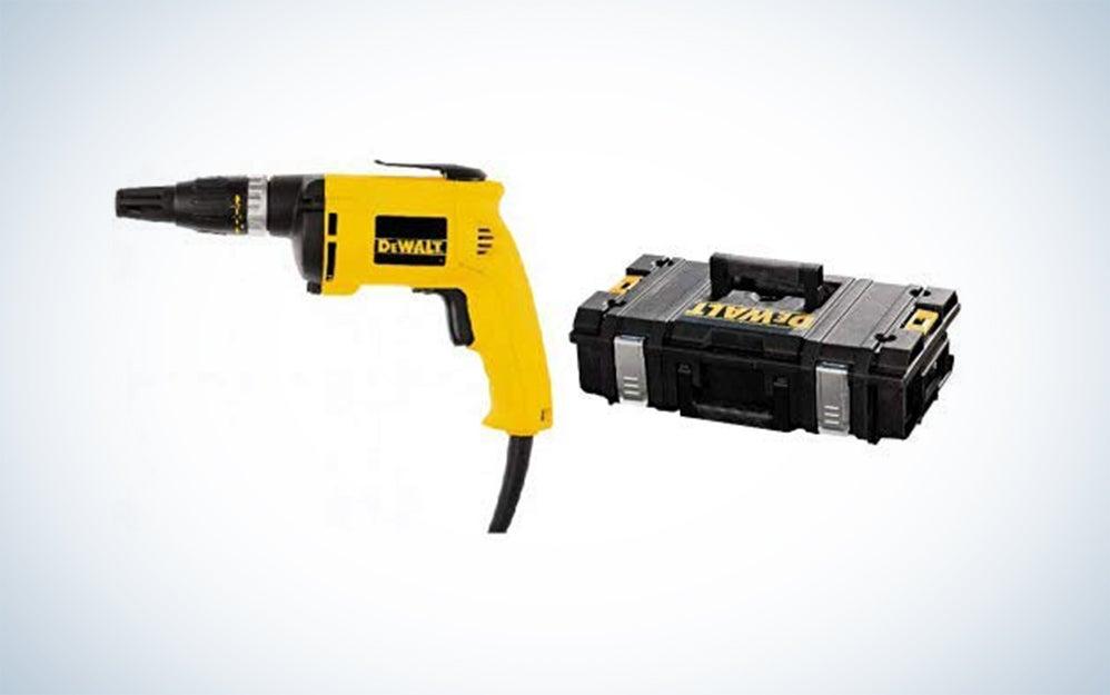 Dewalt Drywall Screw Gun, 6.0-Amp