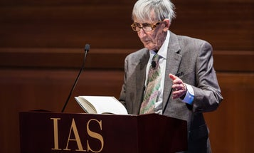 Theoretical physicist Freeman Dyson dies at 96