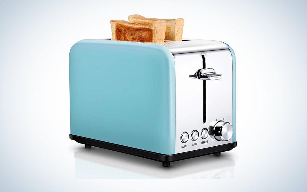 Keemo 2-Slice Toaster