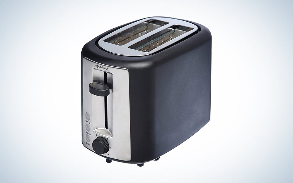 AmazonBasics 2-Slice Toaster