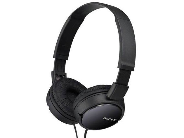 Sony ZX110AP Extra Bass™ Headphones with Mic