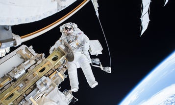 Spaceflight affects the human body in two major, peculiar ways
