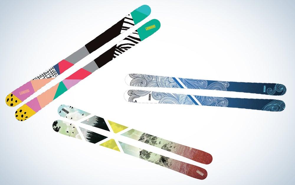 Romp Custom Skis