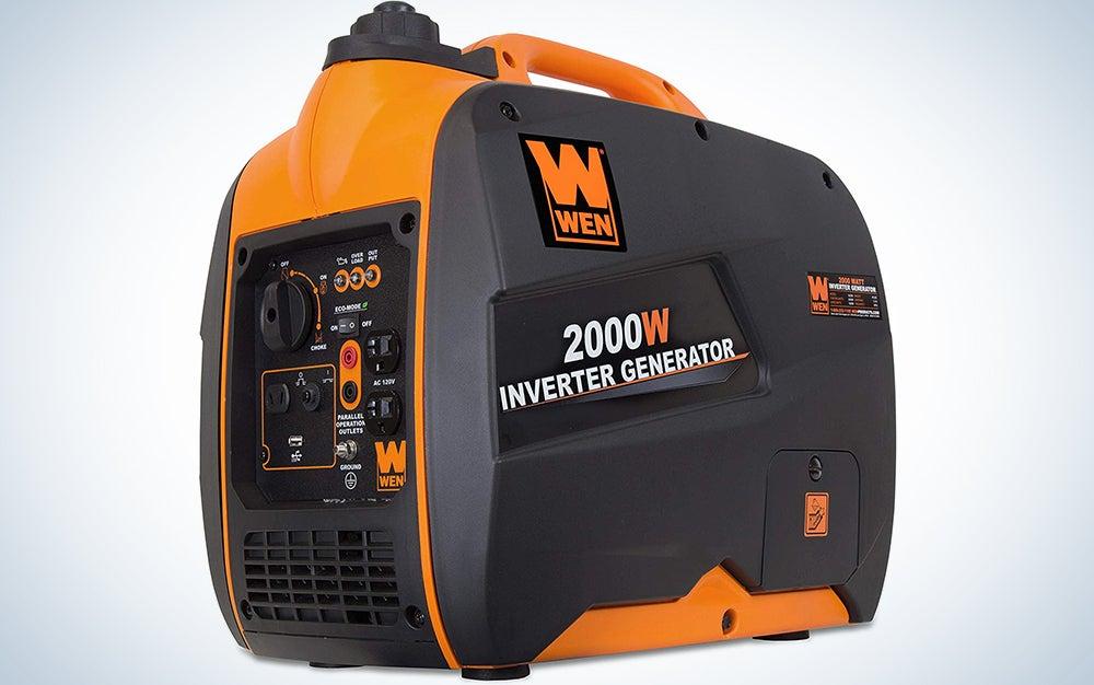 Wen 56200i 2000-Watt Portable Generator