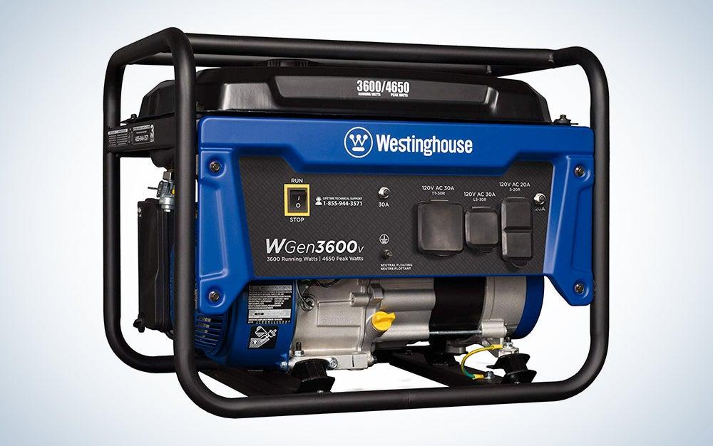 Westinghouse iPro4200 Portable Industrial Inverter Generator