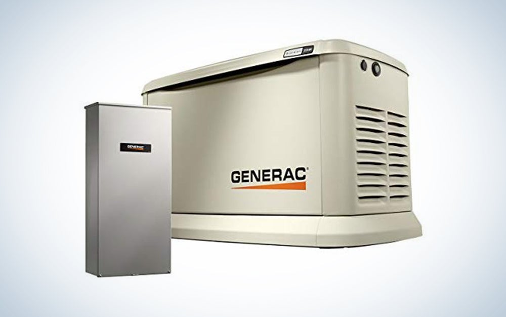 Generac G0071780 16kW Home Standby Generator