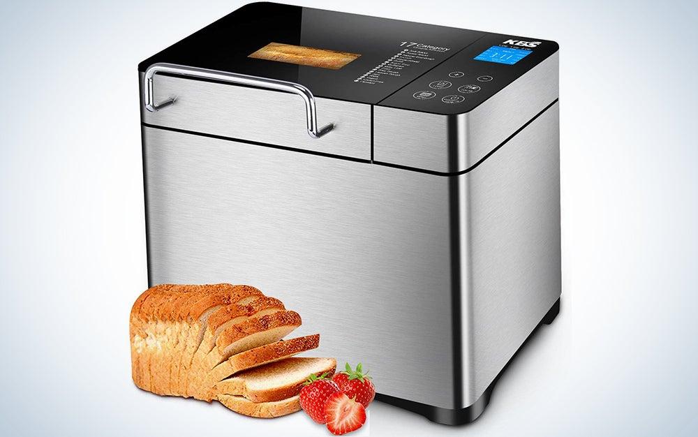 KBS Stainless Steel Bread Machine