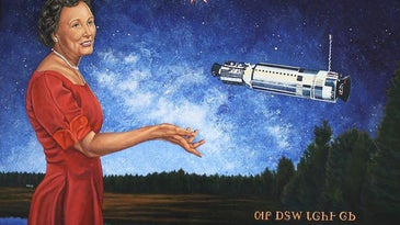 A Google Doodle commemorated aerospace engineer Mary Golda Ross.