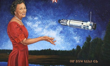 Honoring the women who helped humans go to space
