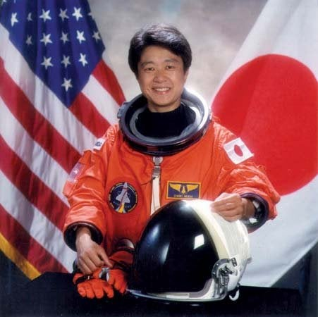 Chiaki Mukai is the first female Japanese astronaut in space.
