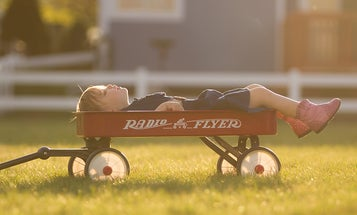 Kid's wagons for your most precious cargo