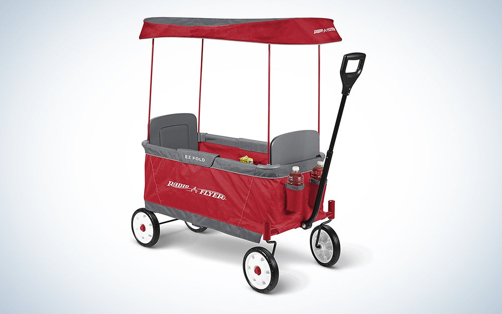 Radio Flyer Ultimate EZ Folding Wagon
