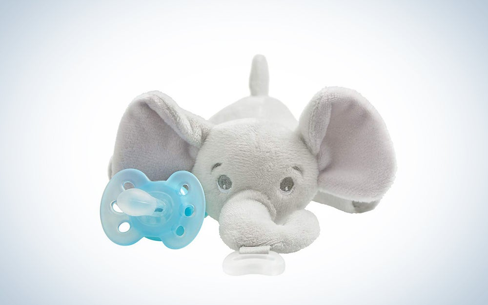 Philips Avent Ultra Soft Snuggle Pacifier