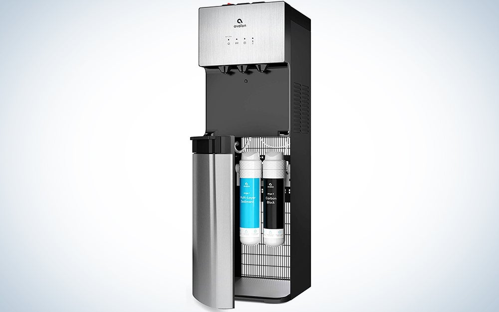 Avalon A5 Self Cleaning Bottleless Water Cooler Dispenser