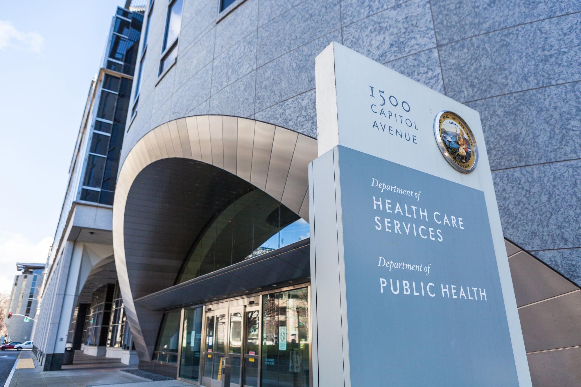 The California Department of Public Health