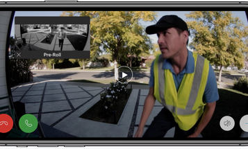 Ring's new battery-powered video doorbell captures footage before motion begins