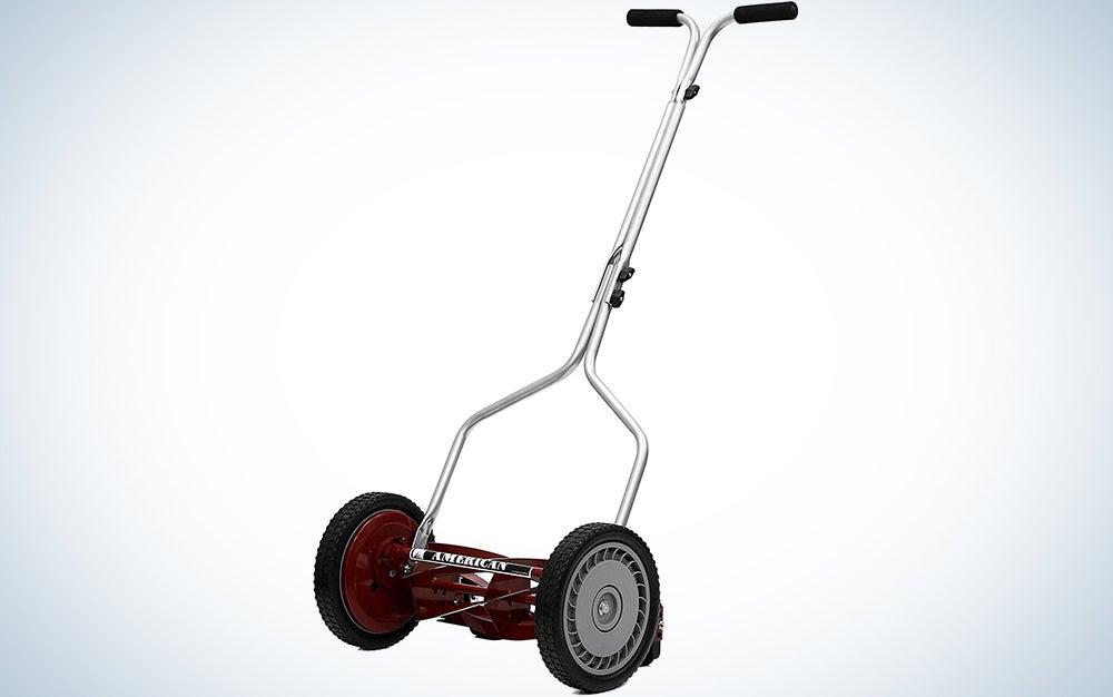 American Lawn Mower Company 1304-14 Reel Lawn Mower