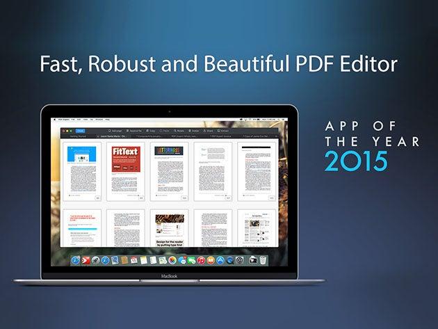 PDF Expert: Award-Winning Software