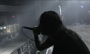 13,000 fans moshed at home as a metal band streamed from an empty venue