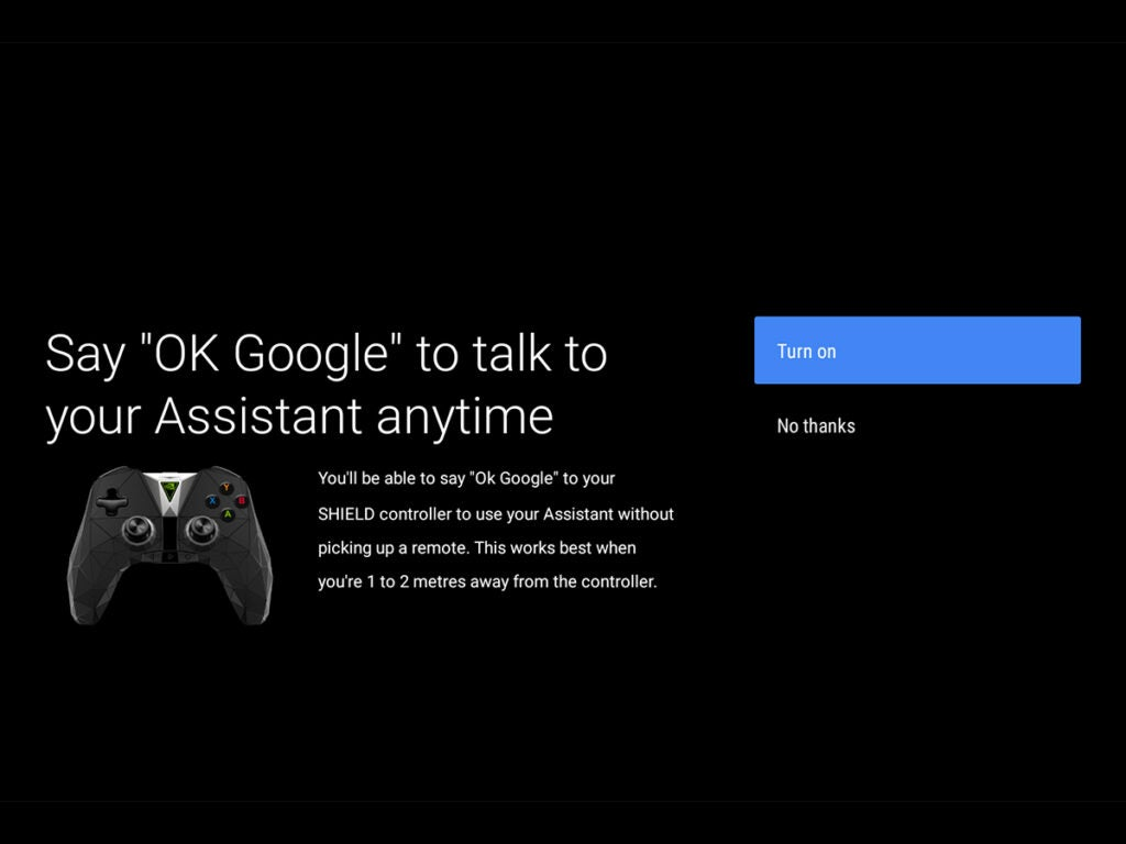 a screenshot of the Google Assistant settings screen