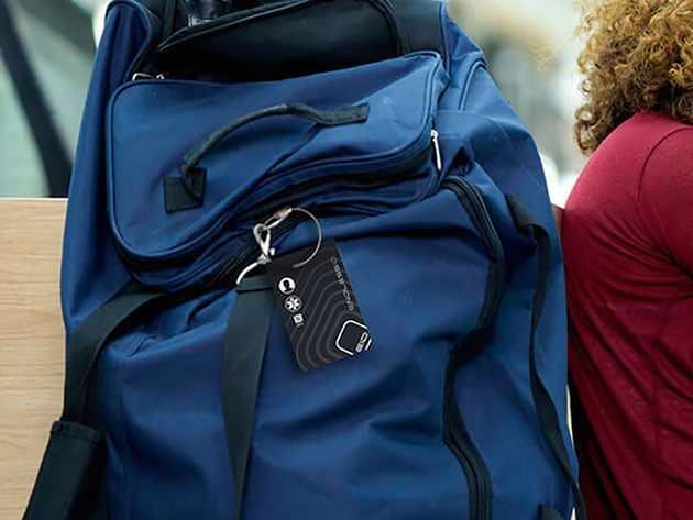 EndlessID® Smart Luggage & Backpack Tag
