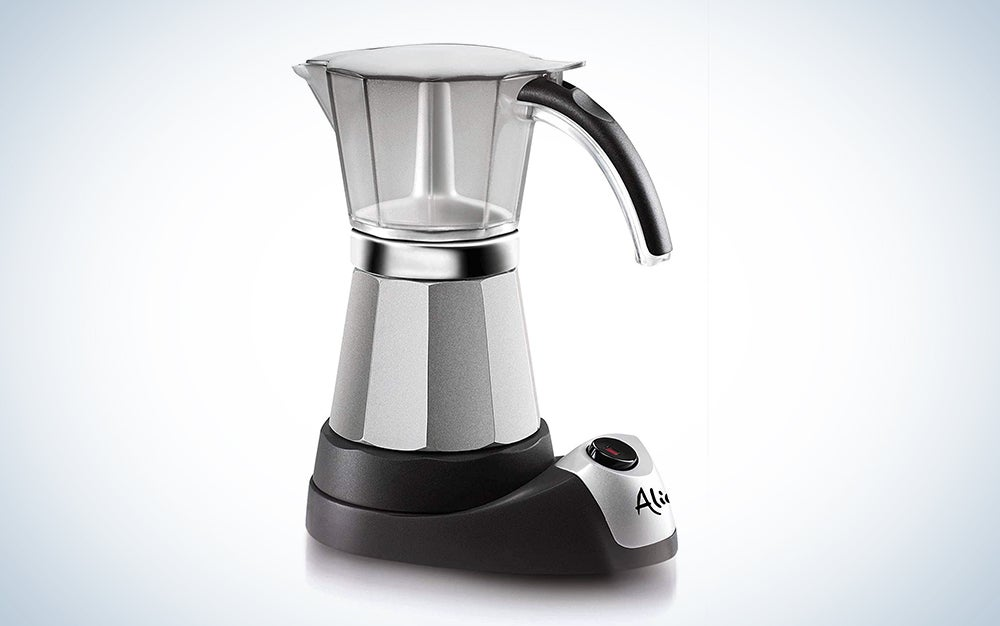 Delonghi Electric Moka Pot