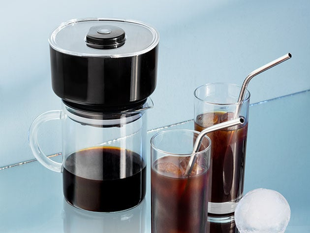 FrankOne™ Cold Brew & Coffee Maker