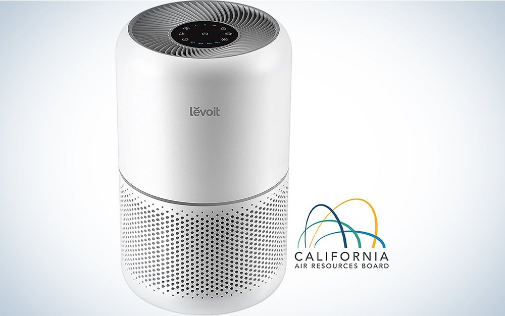 LEVOIT Air Purifier for Home Allergies and Pets Hair Smokers in Bedroom, H13 True HEPA Filter, 24db Filtration System Cleaner Odor Eliminators, Remove 99.97% Dust Smoke Mold Pollen