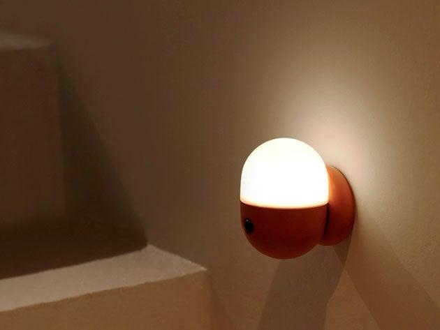 Luxjet Rechargeable Capsule Motion Sensing Magnetic Lamp