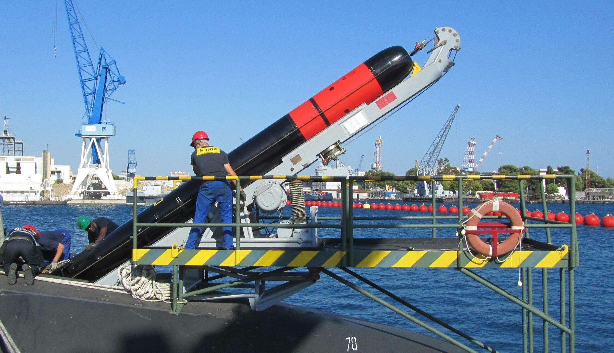 F21 torpedo