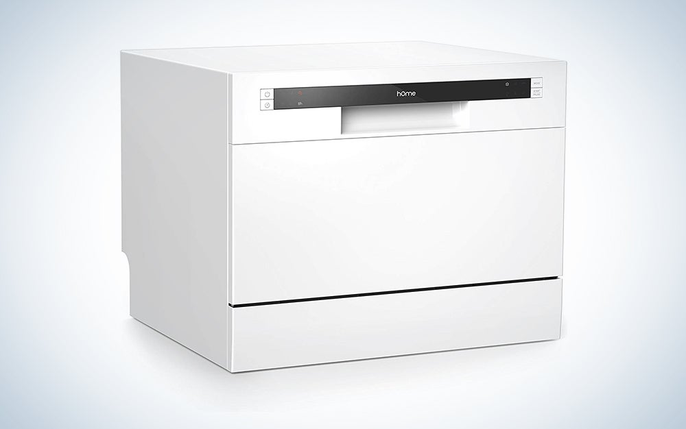 SPT SD-2213S Compact Countertop Dishwasher
