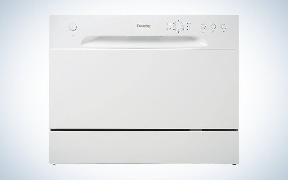 Danby New Model Countertop Dishwasher