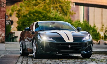 Driving Ferrari's $300,000 Portofino, a restless racehorse of a car