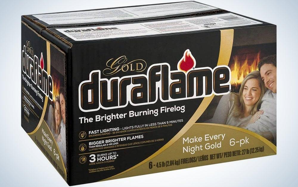 Duraflame Cowboy Gold Fire Log